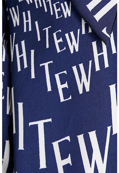 KOTON Bluza vaporoasa cu mansete contrastante Femei