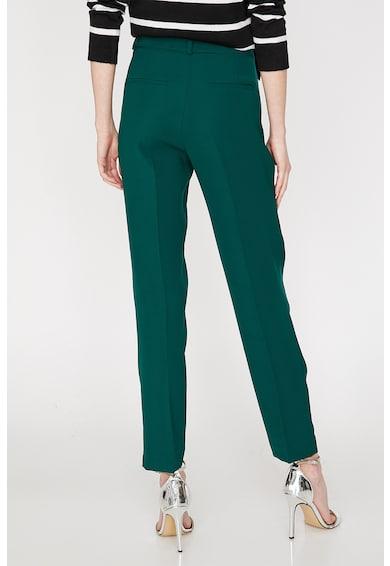 KOTON Pantaloni crop relaxed fit cu cordon Femei