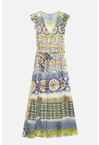 Motivi Lágy esésű ruha batikolt hatással női