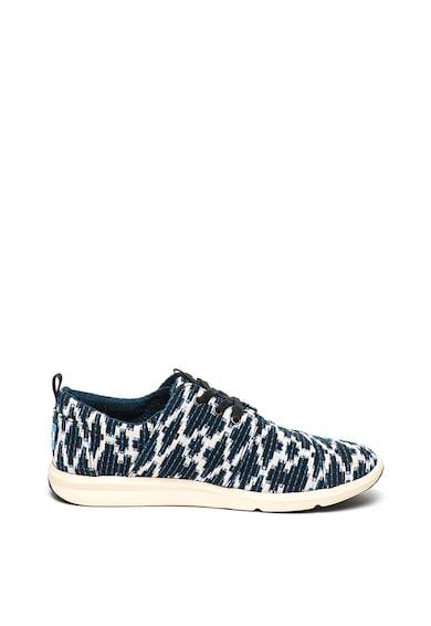 TOMS Pantofi sport cu imprimeu abstract Del Rey Femei