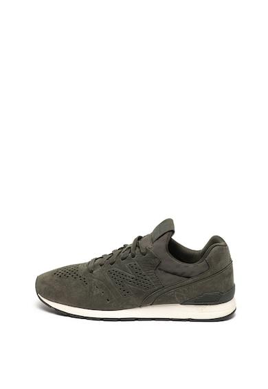 New Balance Спортни обувки 996 от набук без закопчаване Мъже