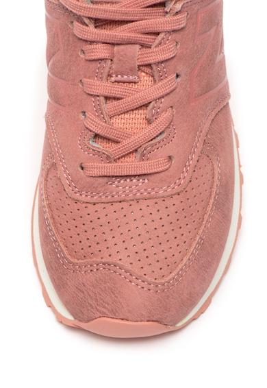 New Balance 574 nubukbőr sneaker ENCAP® technológiával női