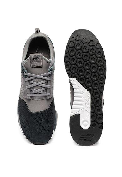 New Balance Pantofi sport slip-on cu perforatii 247 Barbati