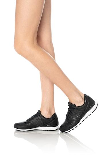 New Balance Кожени спортни обувки 996 с омекотени стелки Жени