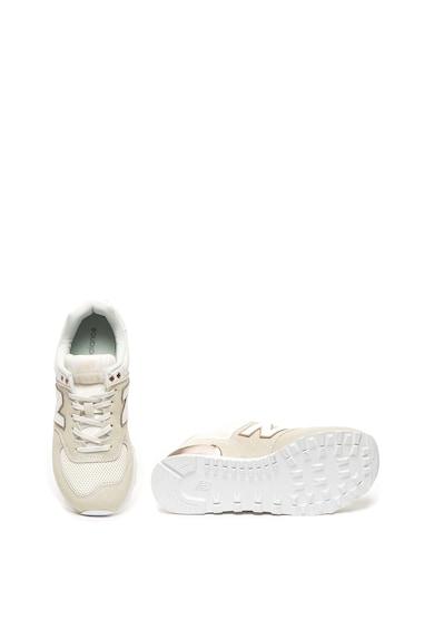 New Balance 574 Classics sneaker nyersbőr részletekkel női