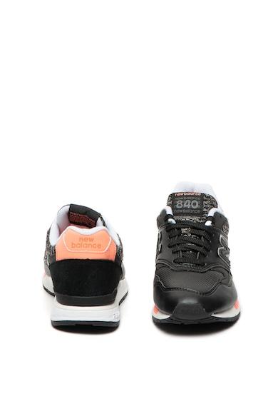 New Balance 840 bőr sneaker egy pár plusz cipőfűzővel és REVLite technológiával női