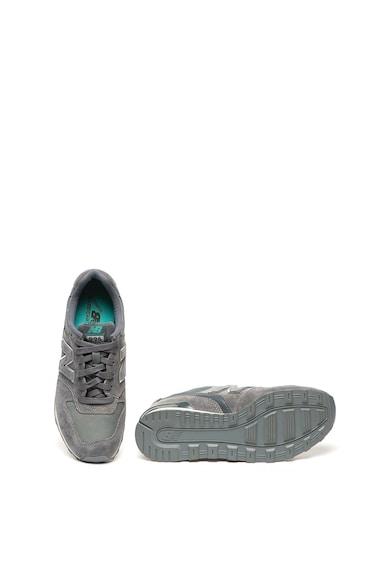 New Balance 996 sneaker nyersbőr részletekkel női