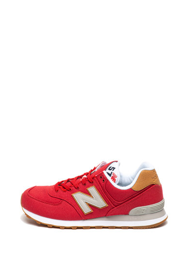 best website 53c32 5e2e9 Pantofi sport cu aplicatie logo contrastanta 574 New Balance
