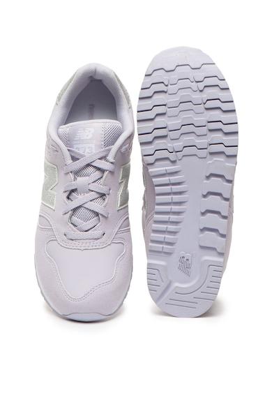 New Balance Спортни обувки 373 с бляскави детайли Момичета