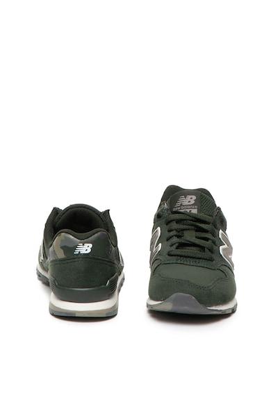 New Balance 996 sneaker műbőr részletekkel Lány
