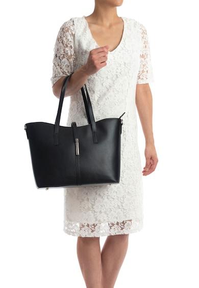 Lucca Baldi Geanta shopper de piele Montecarlo Femei