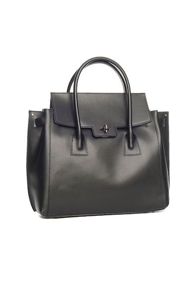 Lucca Baldi Кожена ръчна чанта Pomarance Жени