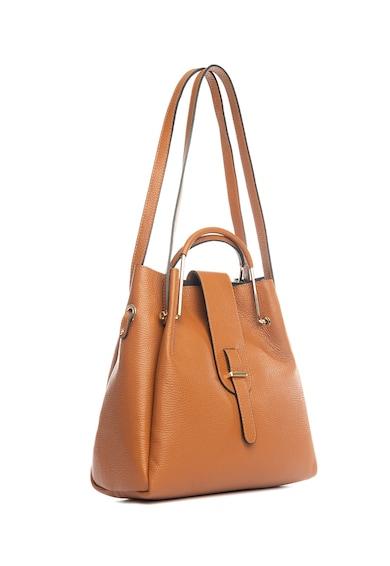 Lucca Baldi Кожена чанта Vinci Жени