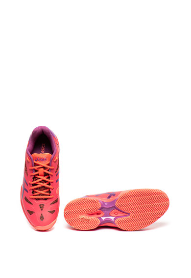 Asics Унискс тенис обувки Gel-Lima с контрастни детайли Жени