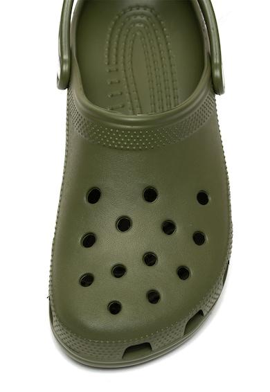 Crocs Saboti slingback cu detaliu logo Barbati