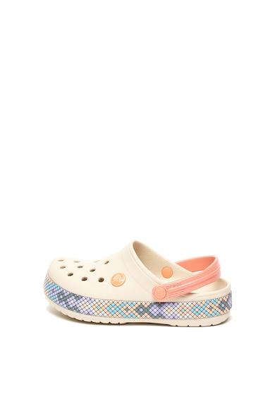 Crocs Papuci crocs, cu bareta slingback Baieti