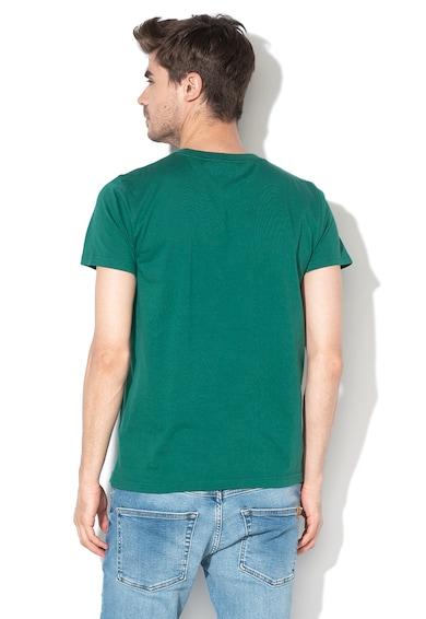Gant Logómintás póló férfi