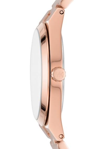 Michael Kors Овален часовник с метална верижка Жени