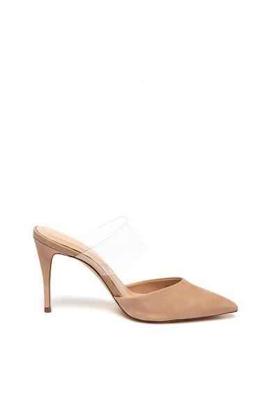 Aldo Pantofi de piele intoarsa, cu varf ascutit Searyan Femei