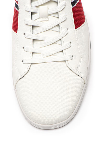 Aldo Pantofi sport din material textil si piele ecologica Afericien Barbati