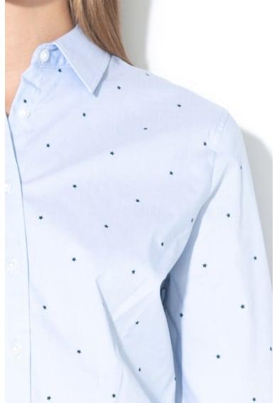 Banana Republic Риза с щампа на звезди Жени
