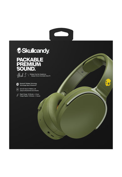 Skullcandy Casti on ear  Hesh3, Bluetooth Femei
