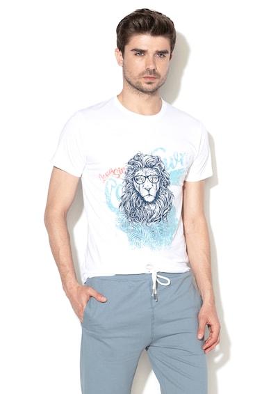 !Solid Tricou cu imprimeu grafic Bromley Barbati