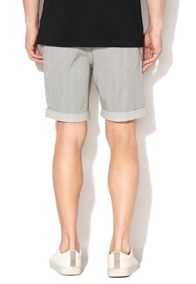 Selected Homme Pantaloni scurti cu croiala dreapta si model in dungi Paris Barbati