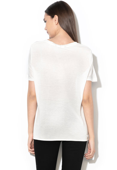 Vero Moda Megkötős mintás póló női