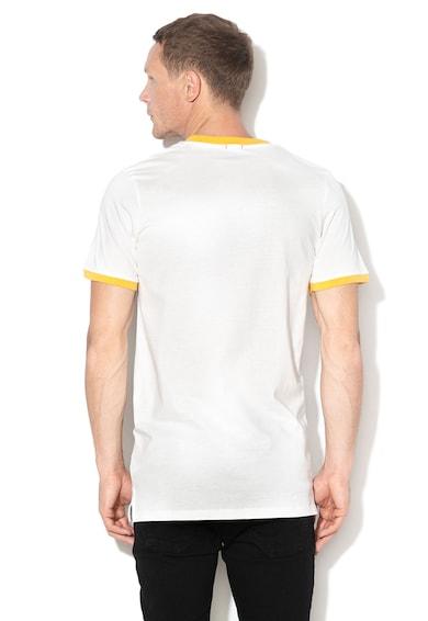 Jack&Jones Tricou slim fit cu imprimeu logo Summer Retro Barbati