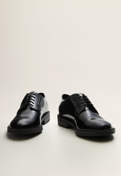 Mango Madrido bőrcipő férfi
