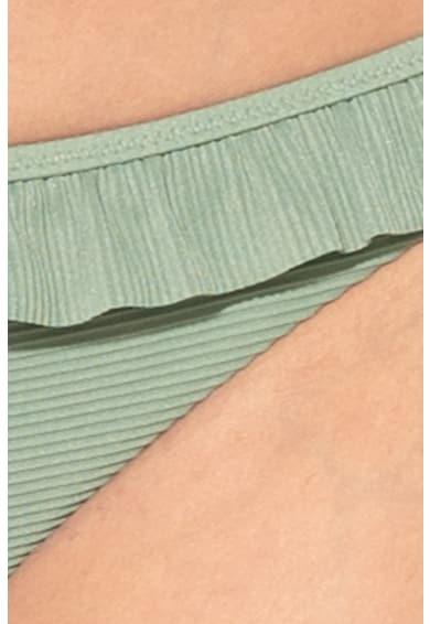 Golden Point Costum de baie cu aspect striat - 2 piese Femei