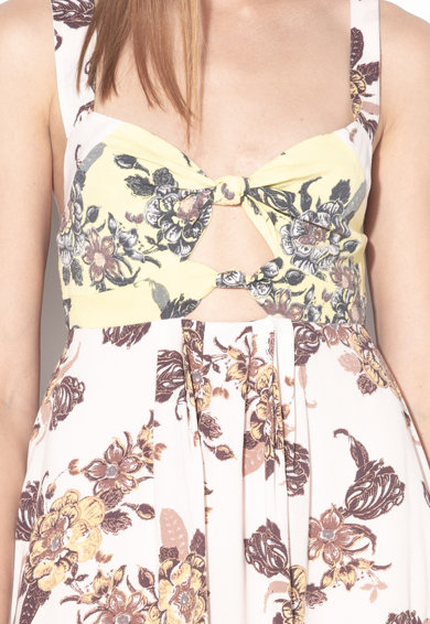 Free People Rochie mini cu imprimeu floral Femei