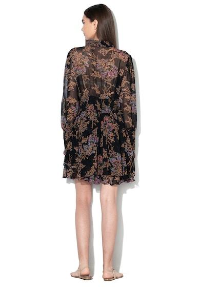 Free People Къса рокля с разкроен дизайн Жени