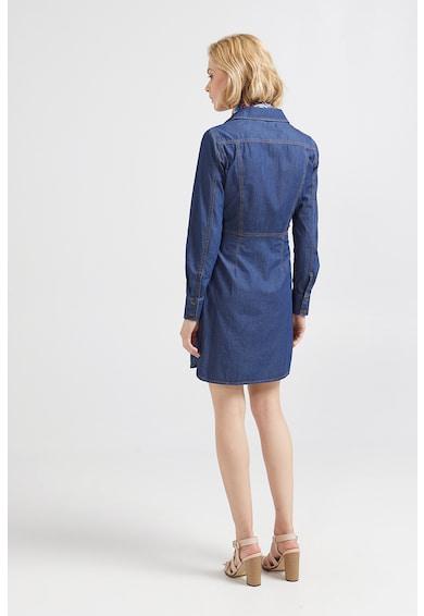 Motivi Рокля тип риза от шамбре Жени