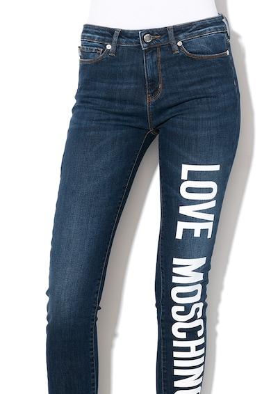 Love Moschino Blugi cu imprimeu logo Femei
