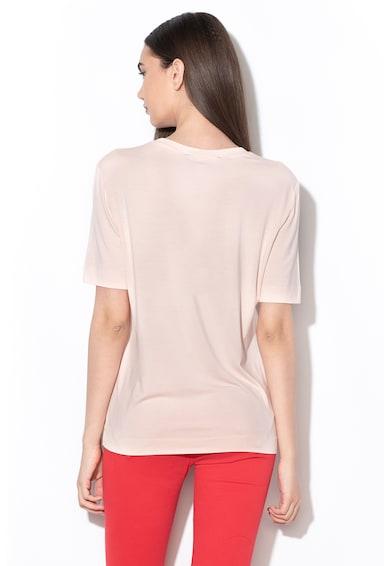 Love Moschino Logómintás modáltartalmú póló női