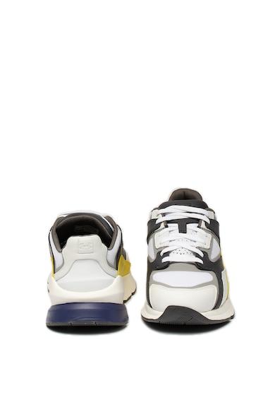 Under Armour Pantofi sport cu garnituri de piele Forge 96 Barbati