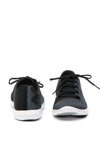 Under Armour Pantofi sport din material textil, pentru fitness Street Prec Femei
