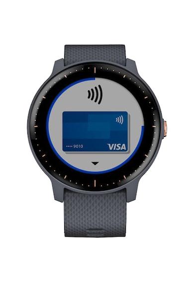 Garmin Часовник Smartwatch  Vivoactive 3 Music, HR, GPS, Blue/Rose Gold Мъже