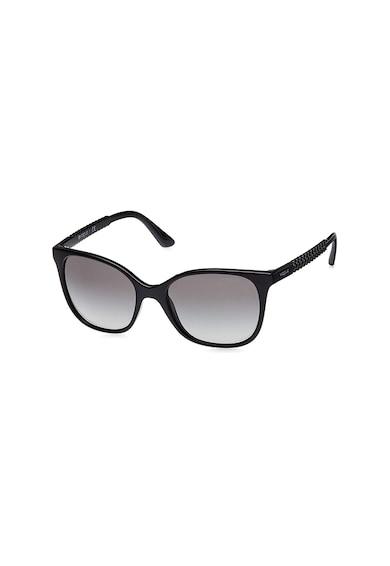 Vogue Ochelari de soare ovali cu lentile in degrade Femei