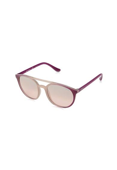 Vogue Слънчеви очила Pantos с бляскави детайли Жени