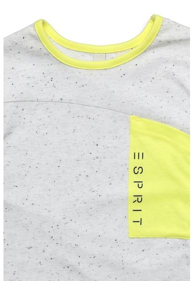 Esprit Póló colorblock részlettel Fiú