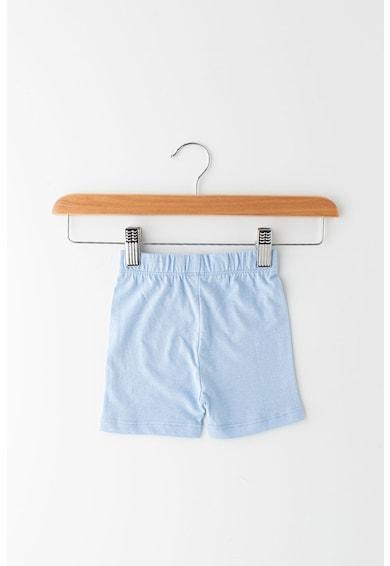 Esprit Set de pantaloni scurti si tricou cu imprimeu Fete