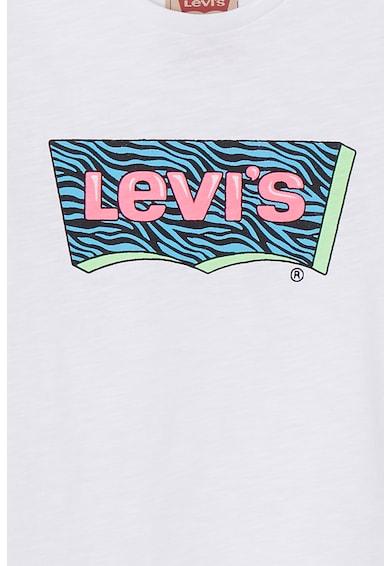 Levi's Kids Tricou cu imprimeu logo H Fete
