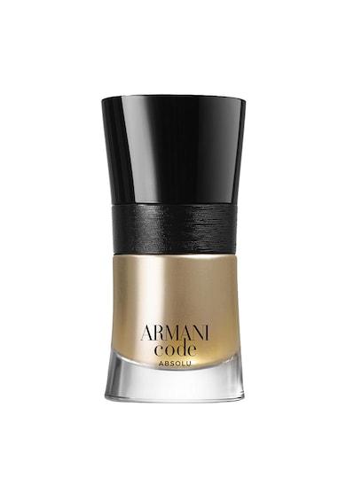 Giorgio Armani Apa de Parfum  Code Absolu, Barbati Barbati