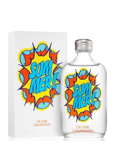 Calvin Klein Apa de Toaleta  CK One Summer, Unisex, 100 ml Femei