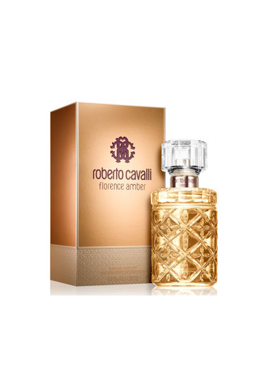 Roberto Cavalli Apa de Parfum  Florence Amber, Femei, 75 ml Femei