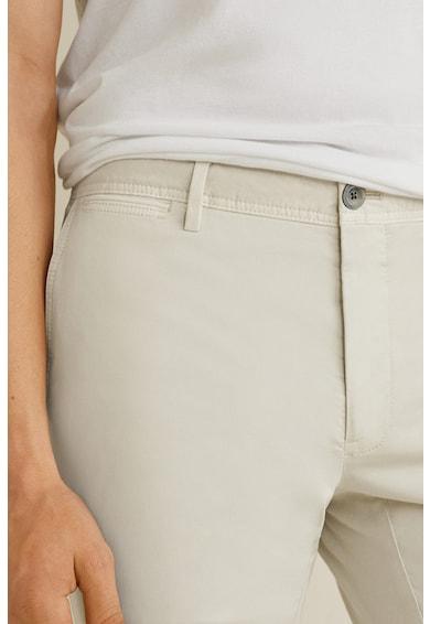 Mango Pantaloni chino slim fit Borne Barbati