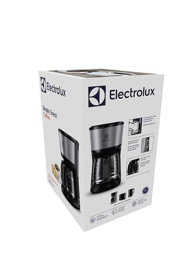 Electrolux Cafetiera  , 1100 W, 1.65 l, 12 cesti, Negru/Argintiu Femei
